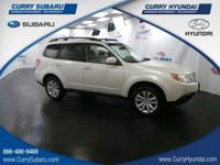 Look at this 2012 Subaru Forester 2.5X Limited. Its