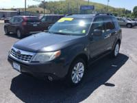 ** Power Sunroof / Moonroof **. Forester 2.5X, 2.5L
