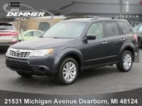 2012 Subaru Forester CARFAX One-Owner. 150 POINT