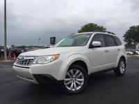 2012 Subaru Forester Looking for a sleek SUV well here