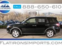 If you are looking for a one-owner SUV, try this