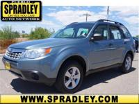 2012 Subaru Forester Sport Utility 2.5X Our Location