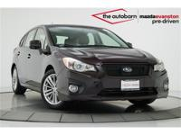 2012 IMPREZA 2.0i LIMITED - AWD - HATCHBACK - AUTOMATIC