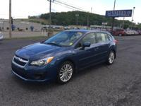 4D Hatchback, 2.0L DOHC, 5-Speed Manual, and AWD. Puts