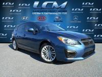 Impreza 2.0i Premium, Carfax One Owner!, *NEW OIL AND