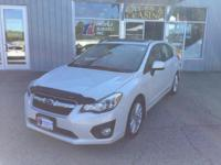 Here's a great deal on a 2012 Subaru Impreza! It offers