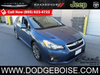 2012 Subaru Impreza Wagon 2.0i Sport Limited LEATHER