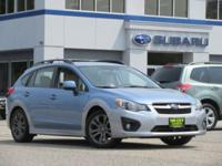 **** ONE OWNER NEW CAR TRADE-IN **** This 2012 Subaru