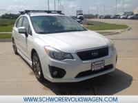 You can find this 2012 Subaru Impreza Wagon 2.0i Sport