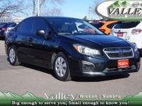 CLEAN CARFAX ONE OWNER!. 4D Sedan, 2.0L DOHC, 5-Speed