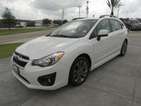 Picture yourself in this beauty. The 2012 Subaru