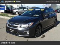 Looking for a clean| well-cared for 2012 Subaru Impreza