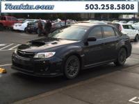 WOW!!! Check out this. 2012 Subaru Impreza WRX Black
