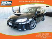 2012 Black Subaru Impreza WRX For Sale in