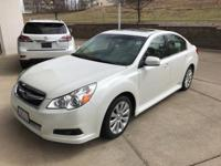 This outstanding example of a 2012 Subaru Legacy 2.5i