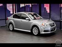 Legacy 3.6R Premium, 3.6L Boxer H6 DOHC 24V, and AWD.