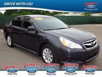All Wheel Drive** This 2012 Subaru Legacy 2.5i has less