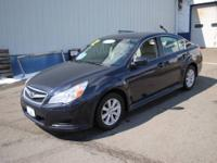 2012 Subaru Legacy Sedan AWD 2.5i Premium Our Location