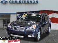 2012+Subaru+Outback+2.5i+In+Graphite+Gray+Metallic+*+CL