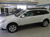 One  look at our 2012 Subaru Outback 2.5i Limited