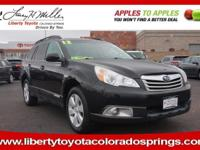 CARFAX 1-Owner. Crystal Black Silica exterior and