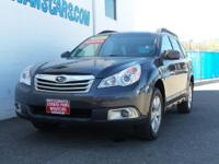 Options:  2012 Subaru Outback 2.5I