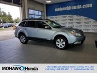 Recent Arrival! This 2012 Subaru Outback 2.5i in Ice