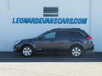 Options:  2012 Subaru Outback 3.6R