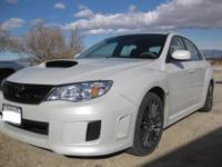 2012 Subaru WRX $ 2000 and Take over Payments moving