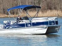 You are viewing a 2012 G3 LV208 Cruise edition pontoon.