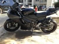 selling my 2012 Suzuki GSXR 600 for $9000.The bike has