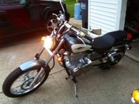 For sale I have a Suzuki Boulavard 650 S 40 motorcycle