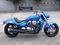 I currently have a 2012 Suzuki Boulevard M 109-R