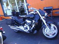 2012 Suzuki Boulevard M109R CREAM PUFF GARAGE KEPT