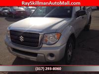 GREAT MILES 45,265! Sport trim. 4x4, CD Player, Bed