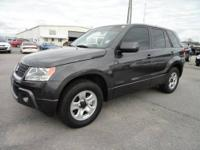 The 2012 Suzuki Grand Vitara represents an interesting