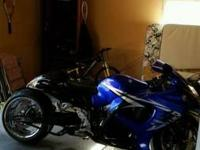 2012 Suzuki GSX1350RL2 Hayabusa. This bike is really a