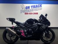 2012 SUZUKI GSXR 600 BLACK Financing for all types of