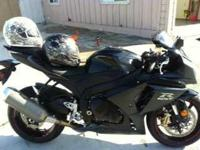 2012 Suzuki GSXR in Excellent Condition- - 16500.00 or