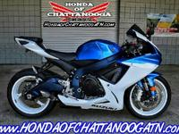 Used Suzuki GSX-R600 For Sale at Honda of Chattanooga