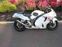 Up for sale is my Busa. Will not disappoint very clean