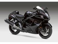 - 0% APR for 4 Years! The Suzuki Hayabusa Limited
