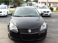 THIS 2012 SUZUKI KIZASHI HAS LOW MILES, FULL POWER,