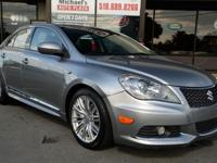 2012 Suzuki Kizashi Sport SLS AWD! WE FINANCE -Heated