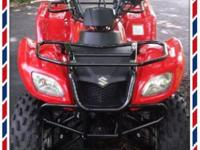 Like New 2012 Suzuki Ozark $3700. -Bought ATV on