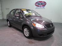 2012 Suzuki SX4 LE Popular ** 4D Sedan ** LOWEST MILES