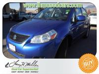 2012 SUZUKI SX4 Sedan Our Location is: Used Car