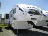 Experience the Sydney Fifth Wheels. Concentrated on