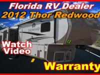 2012 Thor Motor Coach Redwood 36FB Redwood 36FB 2012