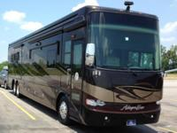 2012 Tiffin Allegro Bus 43QGP * Freightliner Chassis